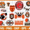 Cleveland Browns NFL Svg - Cleveland Browns NFL -NFL Svg - Bundle NFL Svg - National Football League Svg - Digital Download