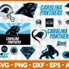 Carolina panther NFL Svg - Carolina panther NFL -NFL Svg - Bundle NFL Svg - National Football League Svg - Digital Download