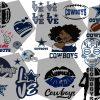 Dallas Cowboys NFL Svg - Dallas Cowboys NFL -NFL Svg - Bundle NFL Svg - National Football League Svg - Digital Download