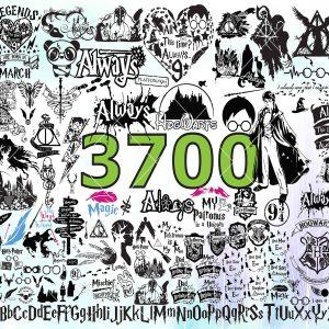 Bundle Harry Potter Svg - Bundle Harry Potter - Mega Bundle Harry Potter -Harry Potter Svg - Cricut Svg - Digital Download