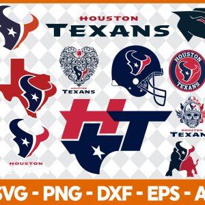 Houston Texans NFL Svg - Houston Texans NFL -NFL Svg - Bundle NFL Svg - National Football League Svg - Digital Download