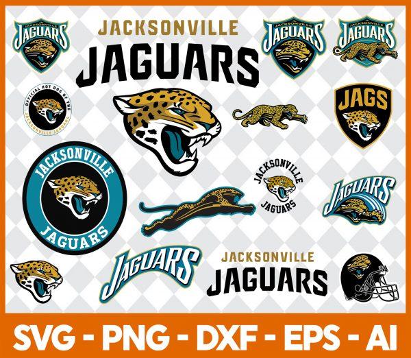 Jacksonville Jaguars NFL Svg - Jacksonville Jaguars NFL -NFL Svg - Bundle NFL Svg - National Football League Svg - Digital Download