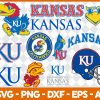 Kansas Jayhawks NCCA Svg -Kansas Jayhawks NCCA Svg - Bundle NCCA Svg - Football Svg - NCCA Football Svg - Digital Download