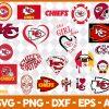 Kansas City Chiefs NFL Svg - Kansas City Chiefs NFL -NFL Svg - Bundle NFL Svg - National Football League Svg - Digital Download