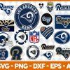 Los Angeles Rams NFL Svg - Los Angeles Rams NFL -NFL Svg - Bundle NFL Svg - National Football League Svg - Digital Download