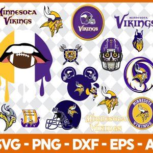 Minnesota Vikings NFL Svg - Minnesota Vikings NFL -NFL Svg - Bundle NFL Svg - National Football League Svg - Digital Download