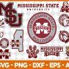 Mississippi State bulldogs NCCA Svg -Mississippi State bulldogs NCCA - NCCA Svg - Bundle NCCA Svg - Football Svg - NCCA Football Svg - Digital Download