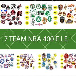 National Basketball Bundle Svg - National Basketball Bundle - Basketball Svg - Bundle NBA Svg - National Basketball - Digital Download