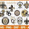New Orleans Saints NFL Svg - New Orleans Saints NFL -NFL Svg - Bundle NFL Svg - National Football League Svg - Digital Download