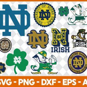 Notre Dame NCCA Svg -Notre Dame NCCA - NCCA Svg - Bundle NCCA Svg - Football Svg - NCCA Football Svg - Digital Download