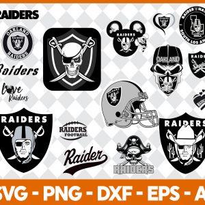 Oakland Raiders NFL Svg - Oakland Raiders NFL -NFL Svg - Bundle NFL Svg - National Football League Svg - Digital Download