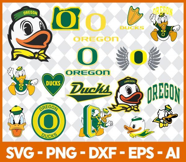 Oregon Ducks NCCA Svg -Oregon Ducks NCCA - NCCA Svg - Bundle NCCA Svg - Football Svg - NCCA Football Svg - Digital Download