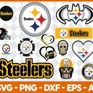 Pittsburgh Steelers NFL Svg - Pittsburgh Steelers NFL -NFL Svg - Bundle NFL Svg - National Football League Svg - Digital Download
