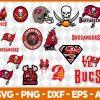 Tampa Bay Buccaneers NFL Svg - Tampa Bay Buccaneers NFL -NFL Svg - Bundle NFL Svg - National Football League Svg - Digital Download