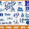 Duke Blue Devils NCCA Svg - Duke Blue Devils NCCA - NCCA Svg - Bundle NCCA Svg - NCCA Football Svg - Football Svg - Digital Download