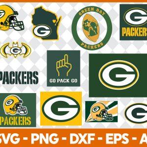 Green bay packers NFL Svg - Green bay packers NFL -NFL Svg - Bundle NFL Svg - National Football League Svg - Digital Download
