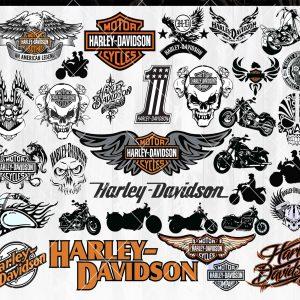 Bundle Harley Davidson svg- Bundle Harley Davidson svg - Harley Davidson logo svg - Harley Davidson bundle svg - Digital Download