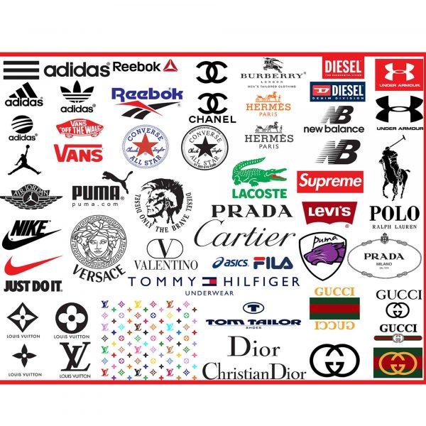Brand Logo Svg- Brand Logo - Chanel svg - Versace svg - Dior svg - D&G logo svg - Louis Vuitton svg - Sport Logo Svg - Gucci Svg - Hermes Svg