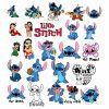 Bundle Disney Stich And Lilo Svg - Bundle Disney Stitch And Lilo - Stitch bundle - Lilo cut file svg - Stitch svg -Lilo svg - Digital Download