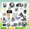 Bundle Donal Trump 2021 Svg - Bundle Donal Trump 2021 - Trump 2021 Svg- Trump Make Liberals Cry Again SVG -American Flag Design- Digital Download