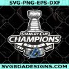 Stanley Cup Champions 2021 Svg - Tampa Bay Lightning Svg - Final 2021 Svg - Stanley Cup Svg - Lightning -Digital Download