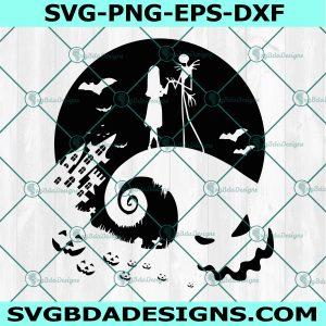 Jack and Sally svg - Jack Sally Boogieman - jack skellington svg - Nightmare Before Christmas Svg - Halloween SVG, oogie boogie svg- Digital Download