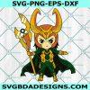 God of mischief loki svg - marvel svg - God of mischief Loki - marvel universe svg - Comics Super Hero Svg -Loki Variant - Cricut - Digital Download