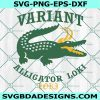 Variant Alligator Loki Svg - God of mischief loki svg - marvel universe svg - Comics Super Hero Svg -Loki Variant - Cricut - Digital Download