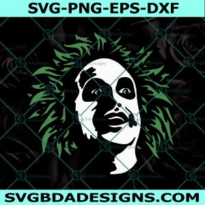 Beetlejuice Horror SVG,Horror Movies Svg, Horror Friends Svg, Halloween Svg Cricut, Digital Download