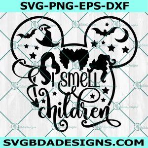 I Smell Children svg,magic svg ,castle ,Halloween svg ,villain svg, not so scary svg , Cricut, Digital Download