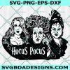 Hocus Pocus Sanderson Sisters SVG, SquadGoals SVG , Sanderson Sisters SVG, Witches Hair Cute, Halloween Svg, Sihouette, Cricut, Digital Download