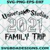 2021 Family Trip Svg, 2021 Family Trip,Family Vacation Svg Wizard Svg, Harry Potter Svg, Cricut, Digital Download