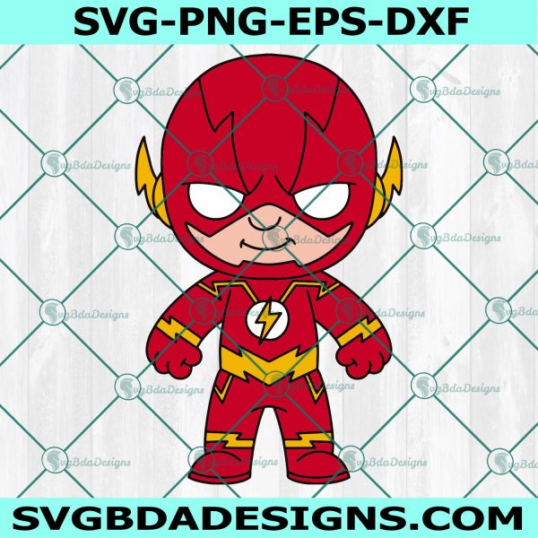 Baby The Flash Svg, Baby The Flash, The Flash Svg, SuperHero Svg, Marvel Svg, Avengers Svg, Cricut, Digital Download