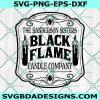 Black Flame Candle Company SVG, Sanderson Sisters Svg, Black Flame Candle Company, Halloween Svg, Cricut, Digital Download
