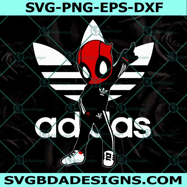 DeadPool Logo Fashion Svg, DeadPool Logo Fashion, Brand Logo Svg, Logo Svg, Cricut, Digital Download