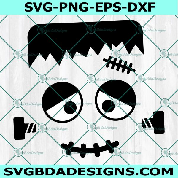 Frankenstein svg, Frankenstein, monster svg, halloween svg, kids halloween svg, zombie svg, boy halloween svg, Cricut, Digital Download