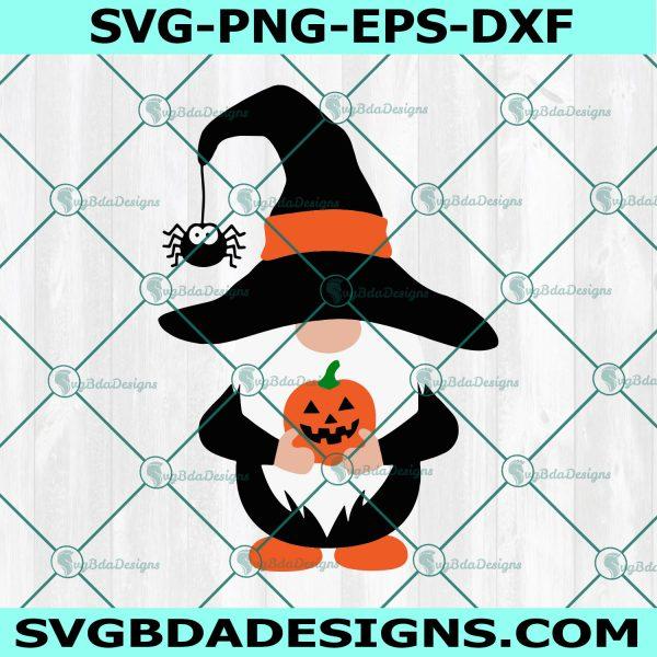 Gnome with Pumpkin Svg, Halloween Gnome svg, Gnome svg, Halloween svg, Boo svg, Gnome with Pumpkin Wicked Gnome svg, Cricut, Digital Download