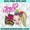 JoJo Siwa Svg, Cricut, Digital Download