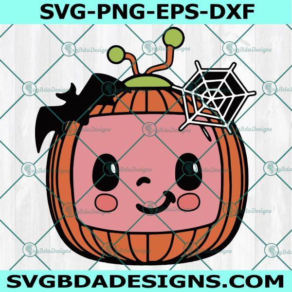 Little Pumpkin SVG, Pumpkin Svg, Halloween Svg, ThankFul Svg
