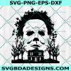 Michael Myers Horror Characters Svg, Michael Myers Horror Characters, Michael Myers Svg, Horror Movies Svg, Halloween Svg, Cricut, Digital Download