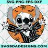 Nightmare Stitch Svg, Nightmare Stitch, Stitch Svg, Disney svg, Halloween Svg, Cricut, Digital Download
