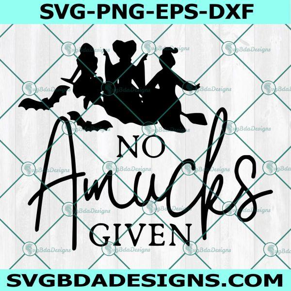 No Amucks Given Svg, Sanderson Sisters Svg, Hocus Pocus Svg