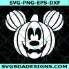 Pumpkin Mickey with Fangs SVG, Halloween Svg, Pumpkin Mickey with Fangs, Mouse Svg, Disneyland Svg, Disneyworld Svg, Cricut, Digital Download