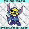 SKELETOR STITCH Svg, SKELETOR STITCH , Stitch Svg, Disney svg, Halloween Svg, Cricut, Digital Download