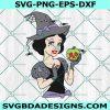 Princess Snow White Svg,Disney Halloween SVG , Snow White svg , Disney princess, Cricut, Digital Download