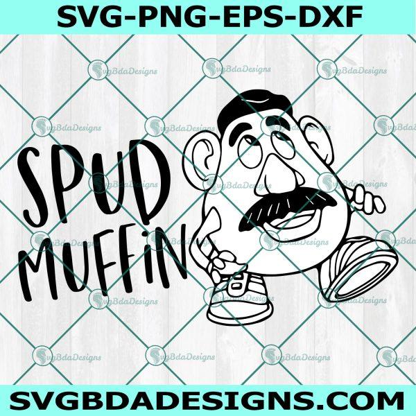 Spud Muffin SVG, Mr Potato svg, Spud Muffin, Toy Story SVG, Disney SVG, Cricut, Digital DownloadSpud Muffin SVG, Mr Potato svg, Spud Muffin, Toy Story SVG, Disney SVG, Cricut, Digital Download