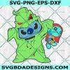 Stitch Oogie Boogie and sally Svg, Stitch Oogie Boogie, Oogie Boogie Svg, Halloween Svg, Cricut, Digital Download