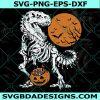 T Rex Halloween svg,T Rex Halloween , Dinosaur Halloween Svg, HalloweenSaurus Svg, Halloween svg, Cricut, Digital Download
