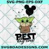 Best Day Ever Svg, Best Day Ever, Baby Yoda Svg, Disney Trip Svg, Yoda Love Svg , Cricut , Digital Download