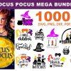 Hocus Pocus Bundle Svg, Sanderson Sister Svg, Hocus Pocus Halloween, SquadGoals Svg, I smell children Svg, Cricut, Digital Download